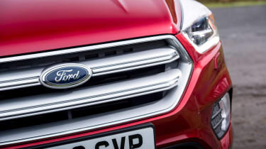 Used Ford Kuga Mk2 - grille