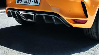 Renault Megane RS - rear detail