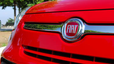 The Fiat 500L boasts a range of economical engines.