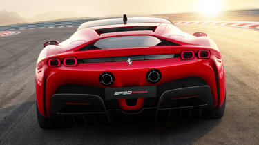 Ferrari SF90 Stradale - full rear
