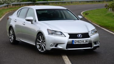 Lexus GS 300h Luxury static