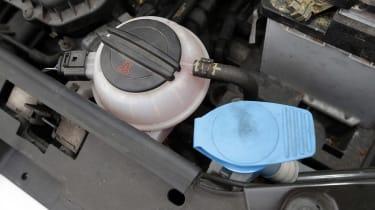 Used Volkswagen up! - engine