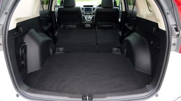 Used Honda CR-V Mk4 - boot