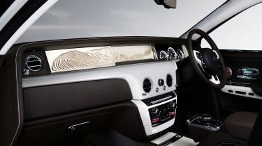 Rolls-Royce Phantom - Whispered Muse interior