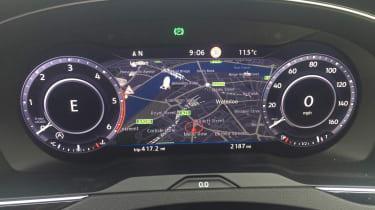 Volkswagen Passat Estate long-term final report - dials