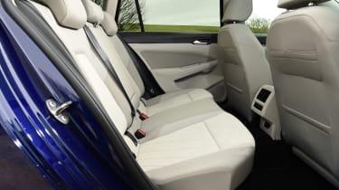 Volkswagen Golf Estate - rear seats