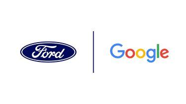 Ford Google infotainment