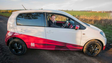 Auto Express SEAT Mii - car