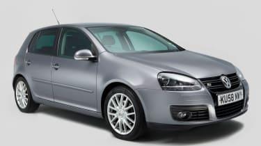 Volkswagen Golf Mk5 (used) - front