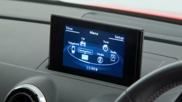 Used Audi A3 mk3 2012 - sat-nav