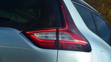 Renault Grand Scenic - rear light detail