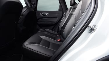 Volvo XC60 - middle seat