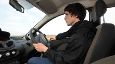 New rules for young drivers