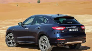Maserati Levante - rear static