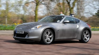 The Nissan 370Z is the successor to the 350Z and aims to offer maximum bhp for an affordable price.