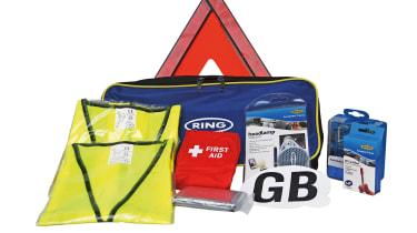 European travel kits - Ring Travel Kit RCT1