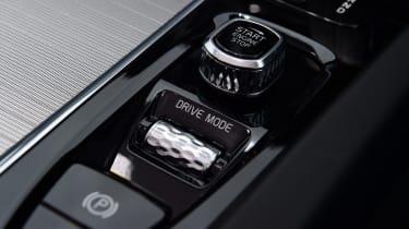 Volvo XC60 - engine start