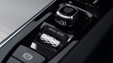 Volvo XC60 - engine start