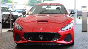 Maserati GranTurismo - Goodwood front