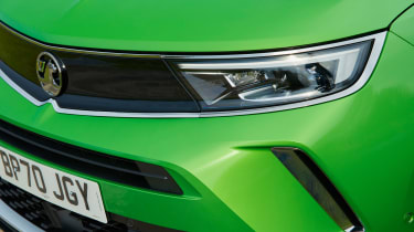 Vauxhall Mokka-e - front light