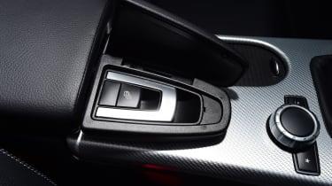 Mercedes SLC 180 - centre console