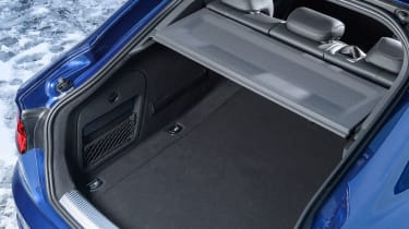 Audi A5 Practicality Boot Size Dimensions Luggage Capacity Auto Express