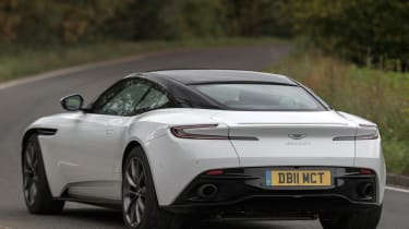 Aston Martin DB11 - rear