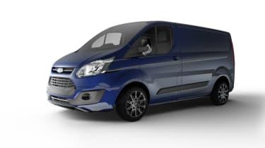 Ford Transit Custom Colour Edition