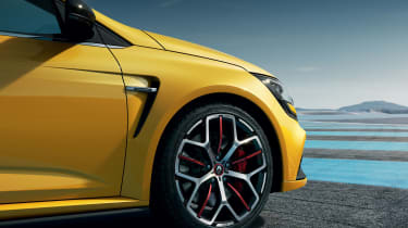 Renault Megane RS Trophy - wheel