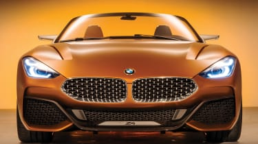 BMW Concept Z4 - full front