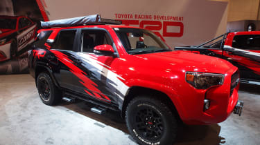 TRD Toyota Pick-Up at SEMA 2014