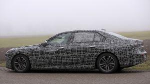BMW 7 Series - spyshot 4