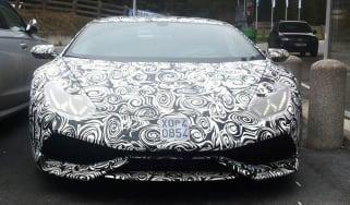 Lamborghini Cabrera front