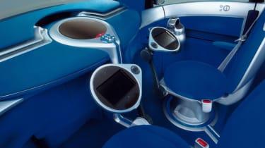 Toyota Pod - interior
