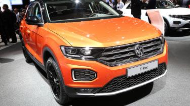 Frankfurt - VW T-Roc - front