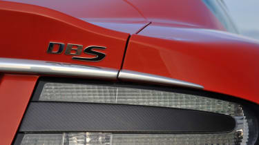 Aston Martin DBS Carbon Edition detail