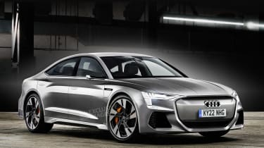 Audi PPE EV - front (watermarked)