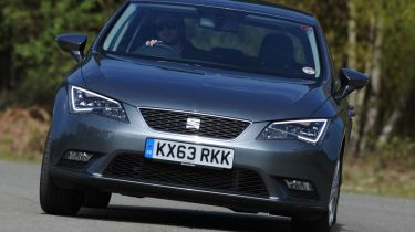 SEAT Leon best compact family car