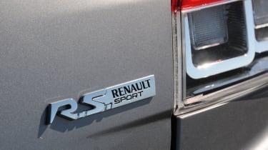 Renaultsport Megane 265 badge