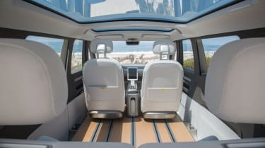Volkswagen I.D. Buzz - cabin