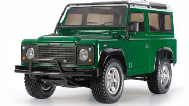 Tamiya RC - Land Rover Defender