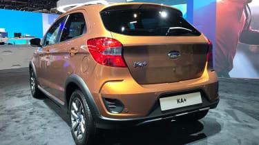 Ford Ka+ Active - Geneva rear