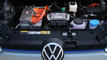 Volkswagen e-up! - battery
