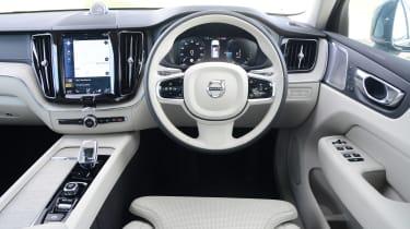 Volvo XC60 T8 - dash