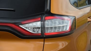 Ford Edge - rear light detail