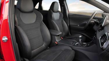 Hyundai i30 N Line interior