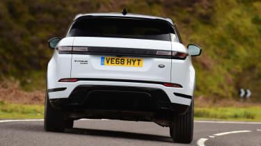Range Rover Evoque - rear cornering