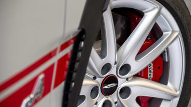MINI Clubman JCW - wheel