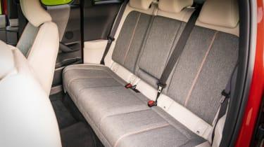 Mazda MX-30 - rear seats