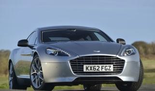 Aston Martin Rapide S front